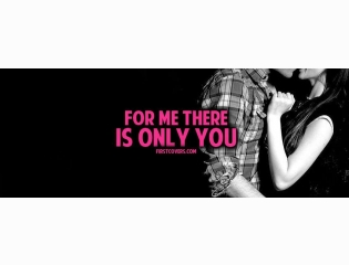 For Me There Is Only You Cover