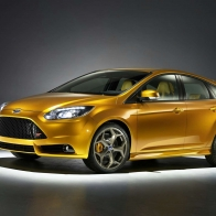 Ford Focus St 2012 Hd Wallpapers