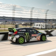 Ford Monster Energy Rallycross Hd Wallpapers