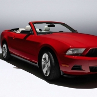 Ford Mustang 2010 3 Hd Wallpapers