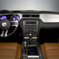 Ford Mustang 2010 Interior Hd Wallpapers