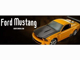 Ford Mustang Cover