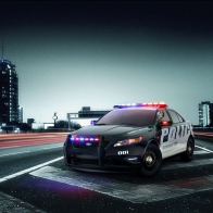 Ford Police Interceptor Hd Wallpapers