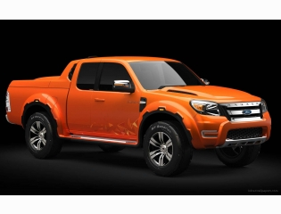 Ford Ranger Max Concept Hd Wallpapers