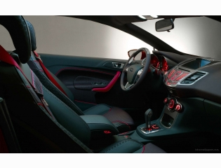Ford Verve Concept Interior Hd Wallpapers