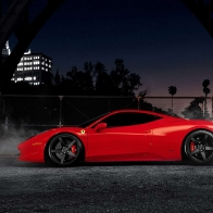 Forgestar Ferrari 458 Italia Hd Wallpapers