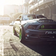 Formula D Ford Mustang