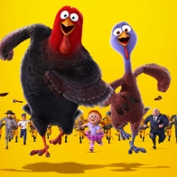 Free Birds Movie Wallpapers