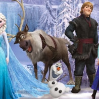 Frozen Movie 2014