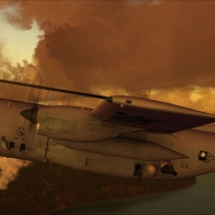 Fsx Ac 130h Spectre Wallpaper