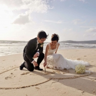 Funadress Beach Wedding 1