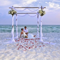 Funadress Beach Wedding 23
