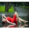 Funadress Girls In Rain 14