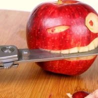 Funny Apple Knife
