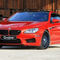 G Power M F13 Refined Bmw M6 Hd Wallpapers