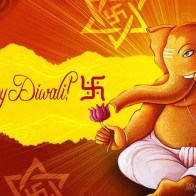 Ganesh Diwali Wallpaper For Desktop
