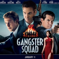 Gangster Squad Movie Wallpaper Background