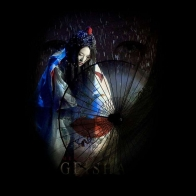 Geisha Wallpaper