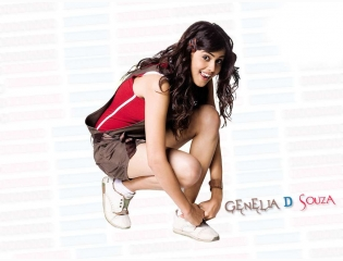 Genelia D Souza Wallpaper