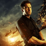 Gerard Butler In Olympus Has Fallen Hd Wallpapers