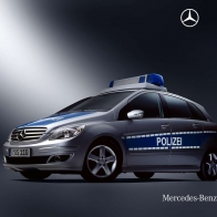German Police Wallpaper