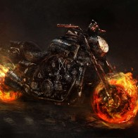 Ghost Rider 12 Wallpapers