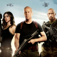Gi Joe The Rise Of Cobra 2012 Wallpaper