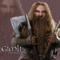 Gimli The Dwarf Wallpaper