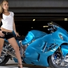 Download girl and suzuki gsx1300r, girl and suzuki gsx1300r  Wallpaper download for Desktop, PC, Laptop. girl and suzuki gsx1300r HD Wallpapers, High Definition Quality Wallpapers of girl and suzuki gsx1300r.