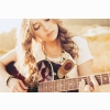 Girl With Guitar Hd Wallpapers 1