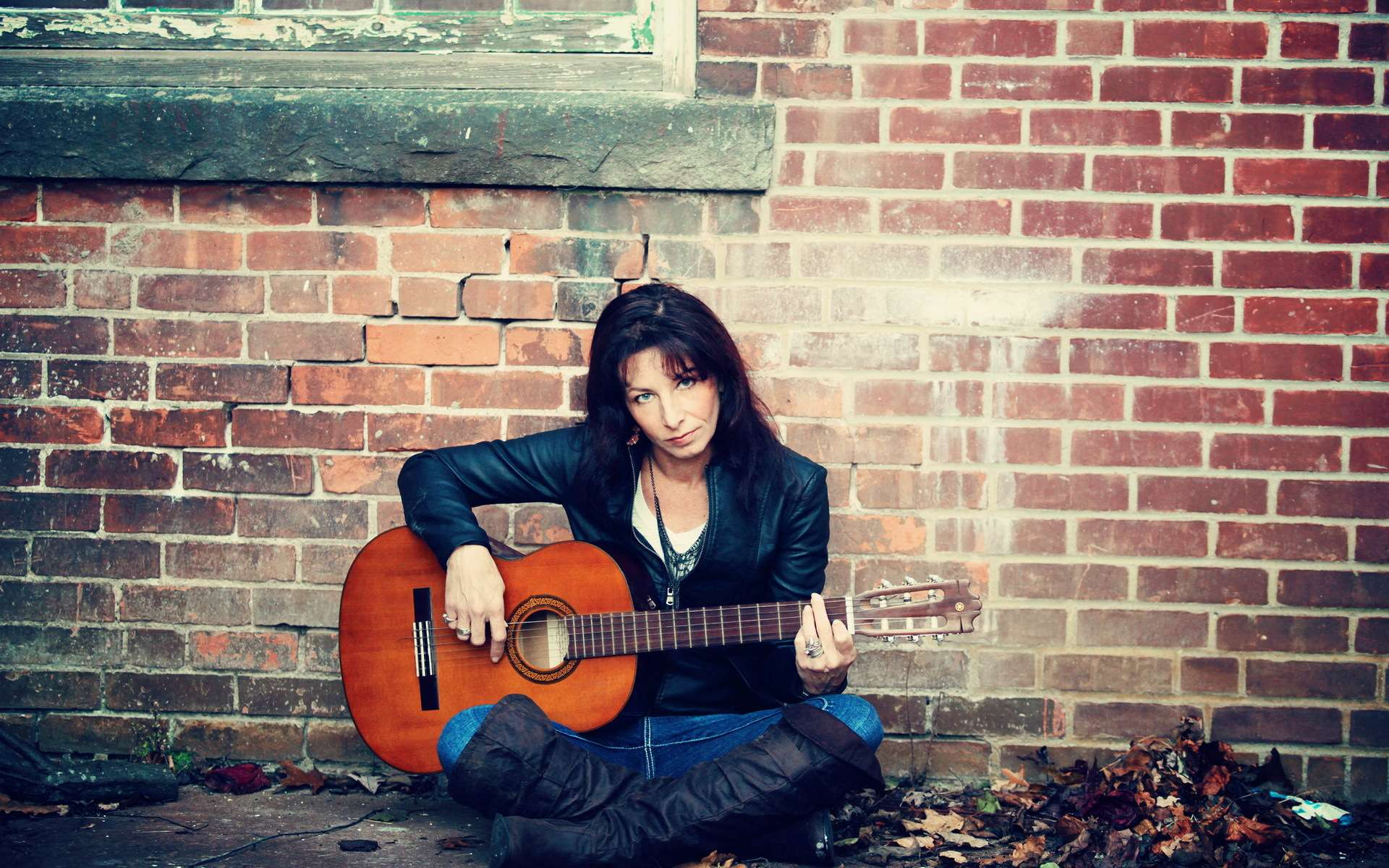 Girl With Guitar Hd Wallpapers 3 : Hd Wallpapers