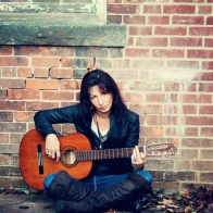 Girl With Guitar Hd Wallpapers 3