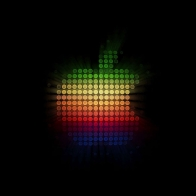 Glowing Lights Apple Wallpapers