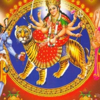 God Durga