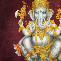 God Ganesha Wallpaper For Pc