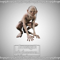 Gollum Smeagol Wallpaper