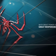 Great Power Great Responsibility Hd Wallpapers