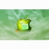 Green Apple 3d Wallpaper