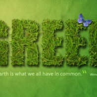Green Awareness Cover