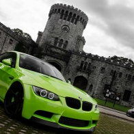 Green Bmw M3 Hd Wallpapers