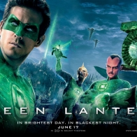 Green Lantern The Movie Wallpaper