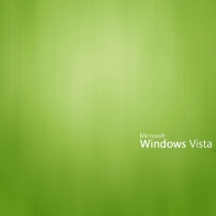 Green Windows Vista Wallpapers