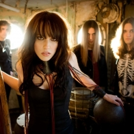 Halestorm Rock Band