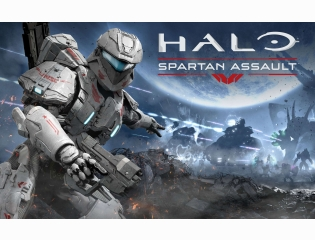 Halo Spartan Assault Game Hd Wallpapers