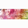 Hannah Montana Quote Cover