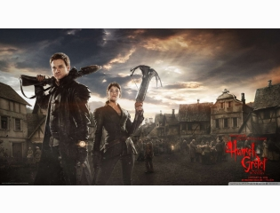 Hansel And Gretel Witch Hunters 2013 Wallpaper
