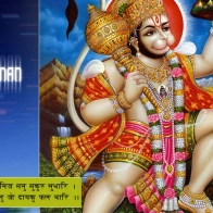 Hanuman Wallpaper Full Size Desktop