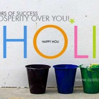 Happy Holi Cover Timeline 9 Wallpapers