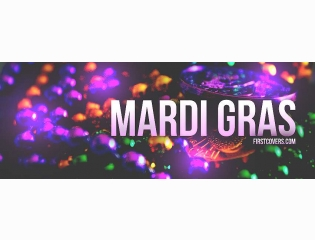 Happy Mardi Gras Cover