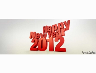 Happy New Year 2012 Cover